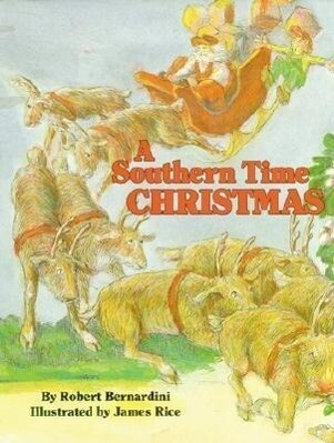 A Southern Time Christmas als Buch