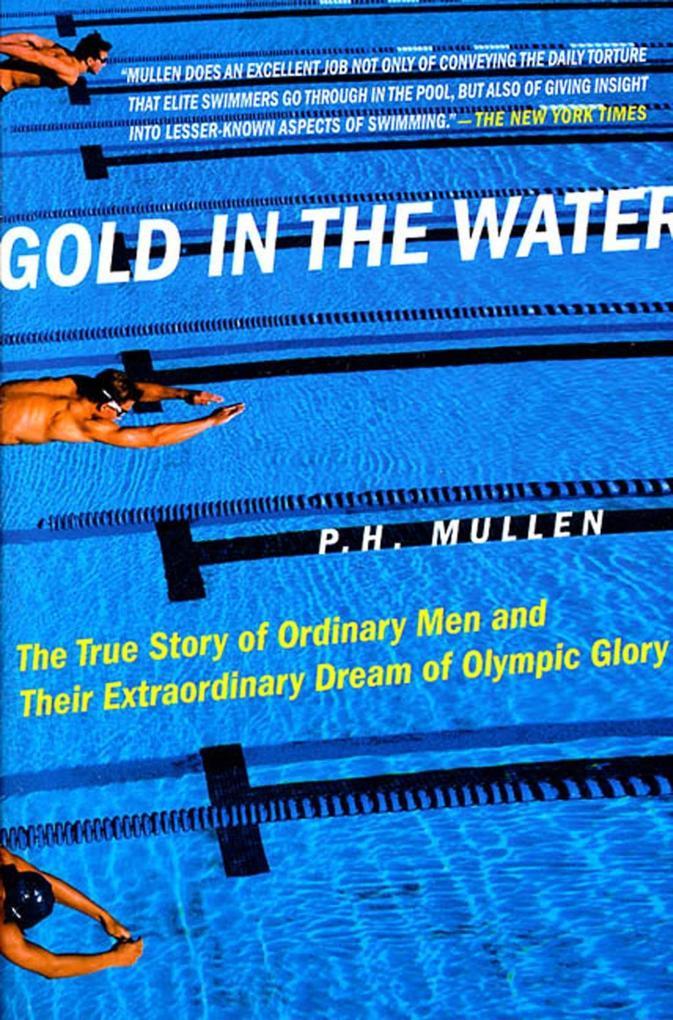 Gold in the Water als eBook Download von Jr. Mu...