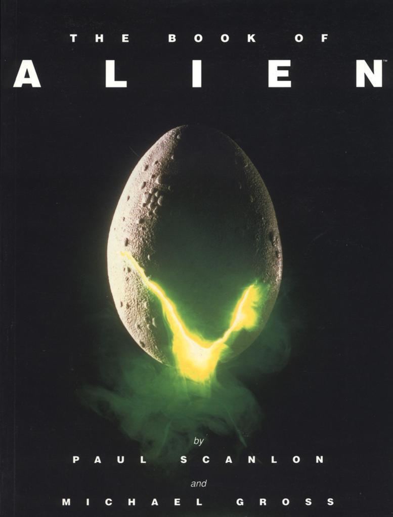 Book of Alien als Taschenbuch