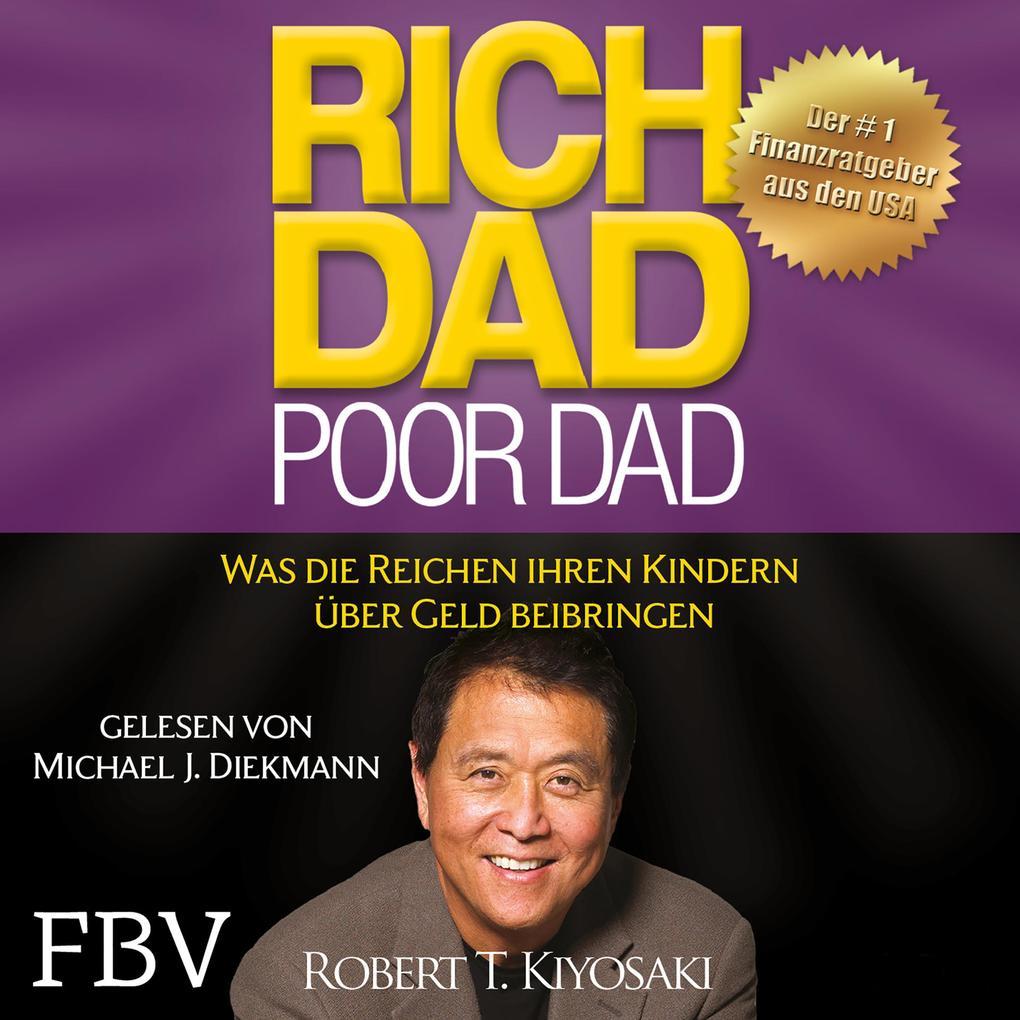 Rich Dad Poor Dad als Hörbuch Download