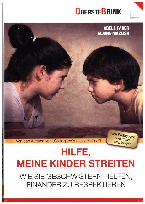 Hilfe, meine Kinder streiten als Buch