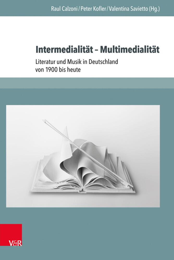 Intermedialität - Multimedialität als Buch von
