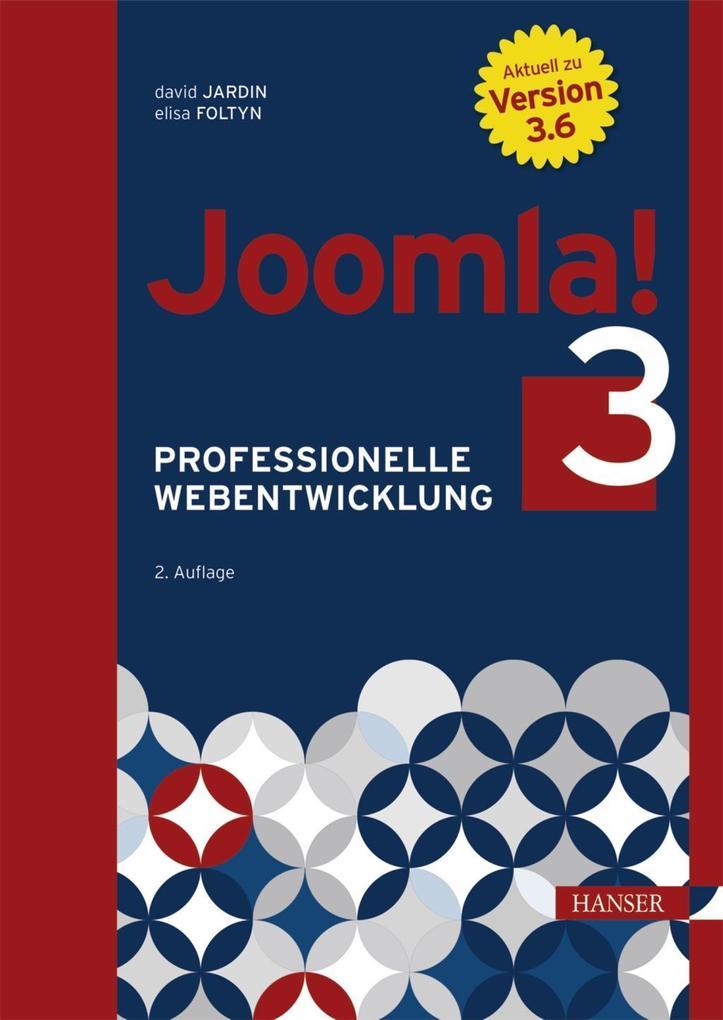 Joomla! 3 als Buch von David Jardin, Elisa Foltyn