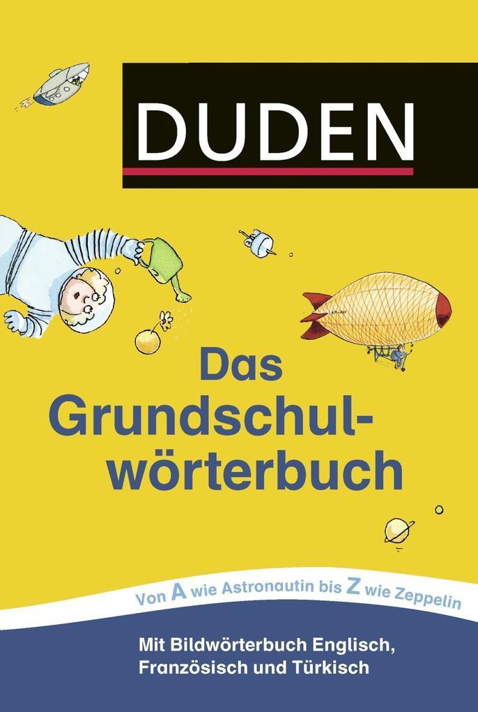 Duden - Das Grundschulwörterbuch als Buch