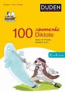 100 spannende Diktate 2. bis 4. Klasse