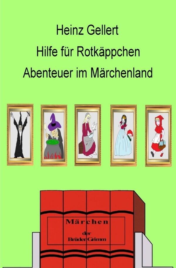 Hilfe für Rotkäppchen als Buch