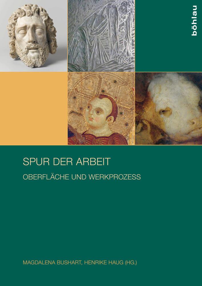 Spur der Arbeit als Buch von Elena Mohr
