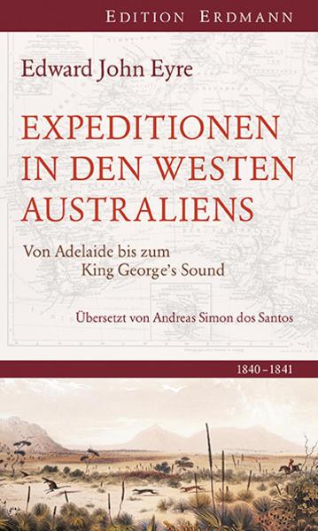 Expedition in den Westen Australiens als Buch v...
