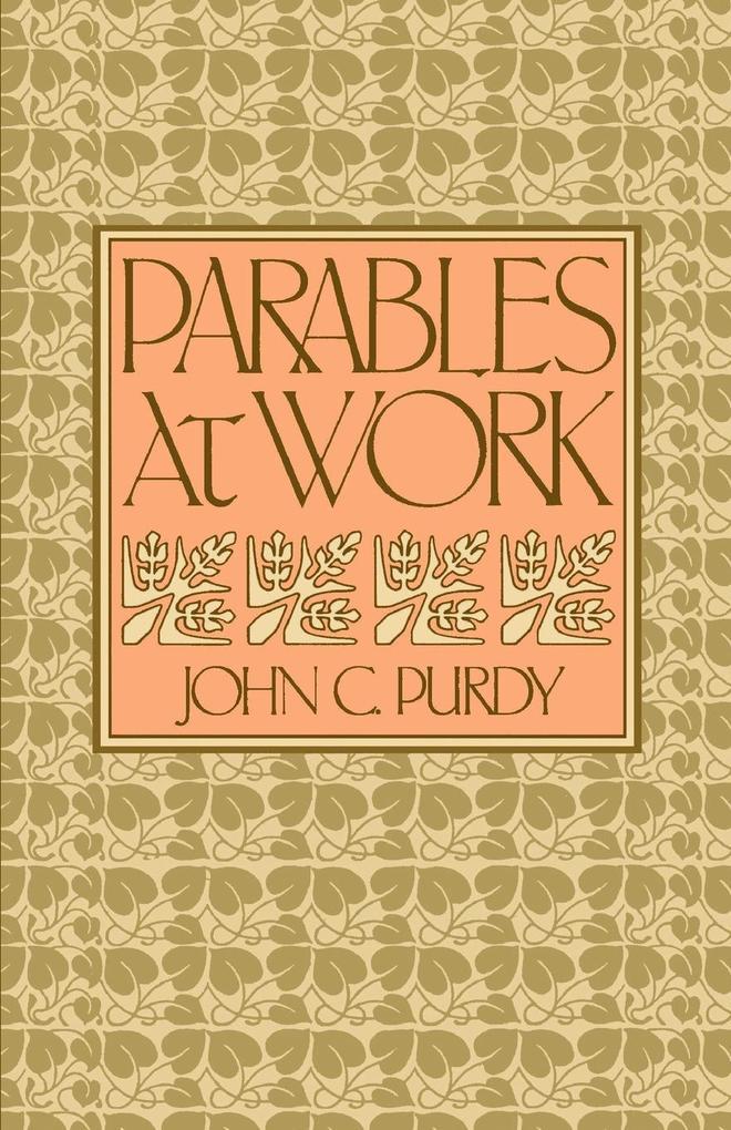Parables at Work als Taschenbuch