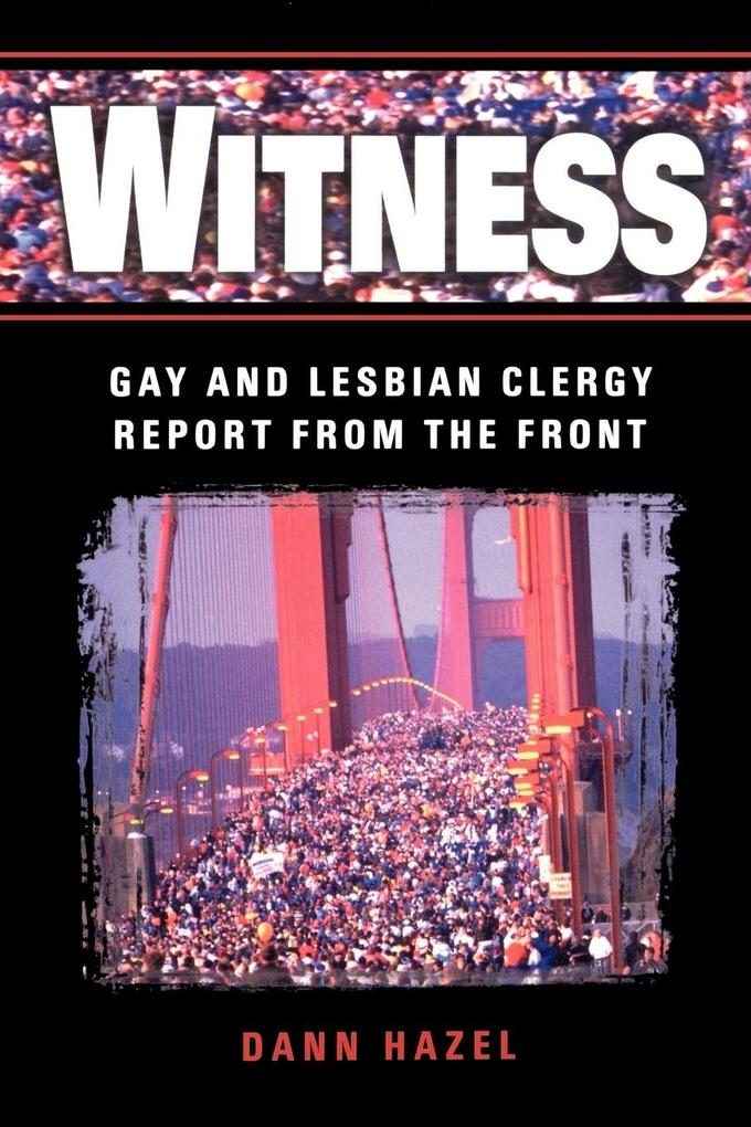 Witness: Gay and Lesbian Clergy Report from the Front als Taschenbuch