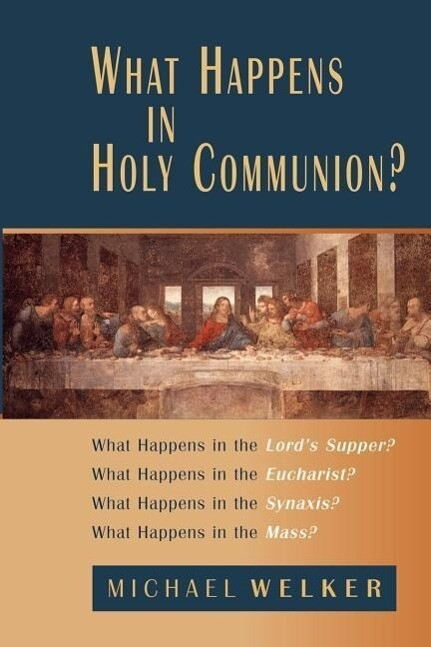 What Happens in Holy Communion? als Taschenbuch