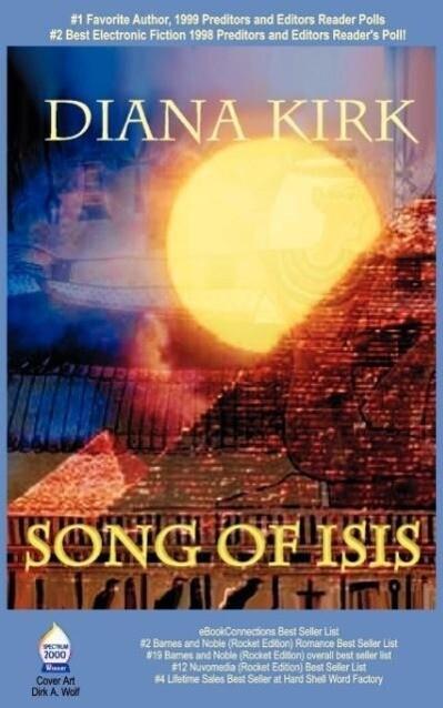 Song of Isis als Taschenbuch