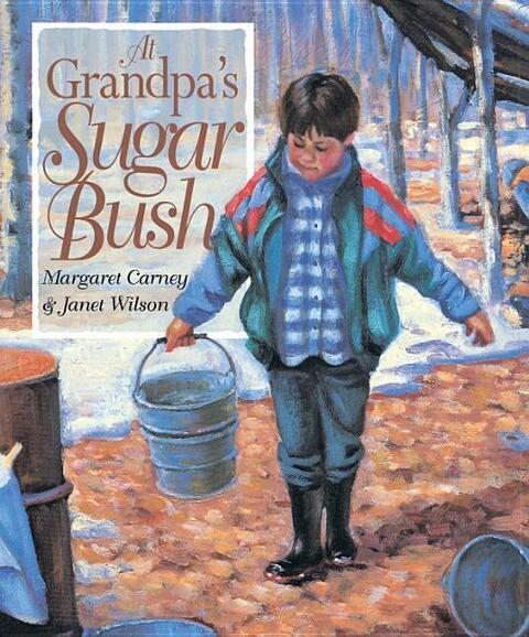 At Grandpa's Sugar Bush als Taschenbuch