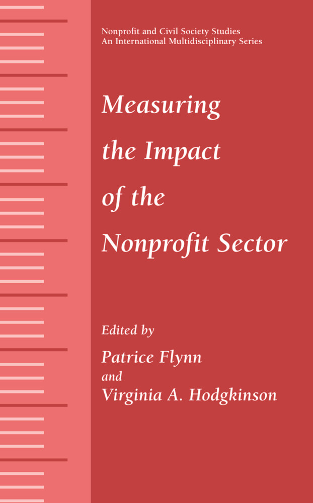 Measuring the Impact of the Nonprofit Sector als Buch
