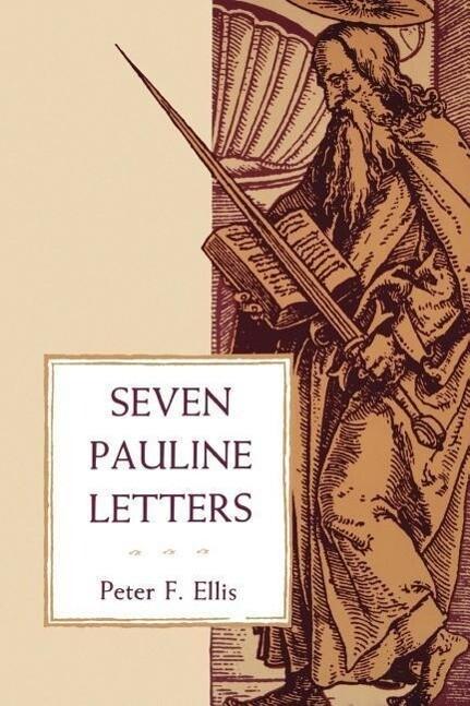 Seven Pauline Letters als Taschenbuch