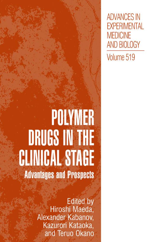 Polymer Drugs in the Clinical Stage als Buch