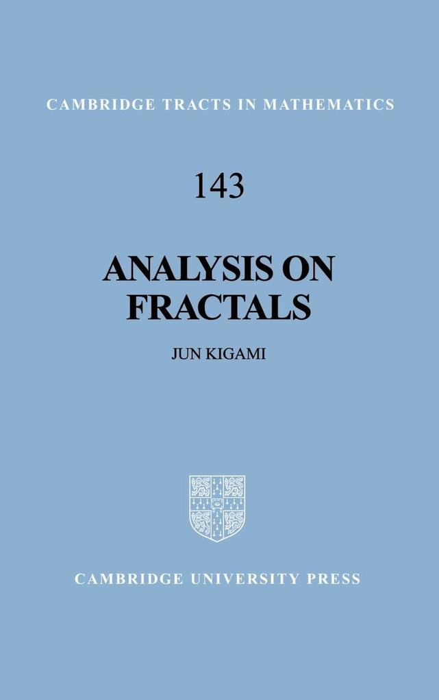 Analysis on Fractals als Buch
