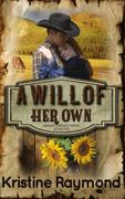 A Will of Her Own (Hidden Springs, #5)