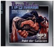 Perry Rhodan Silber Edition 31 - Pakt der Galaxien