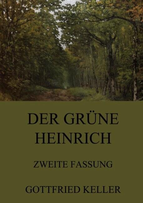 Der grüne Heinrich (Zweite Fassung) als Buch