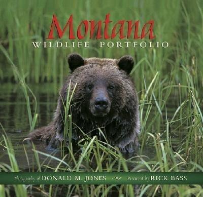 Montana Wildlife Portfolio als Buch
