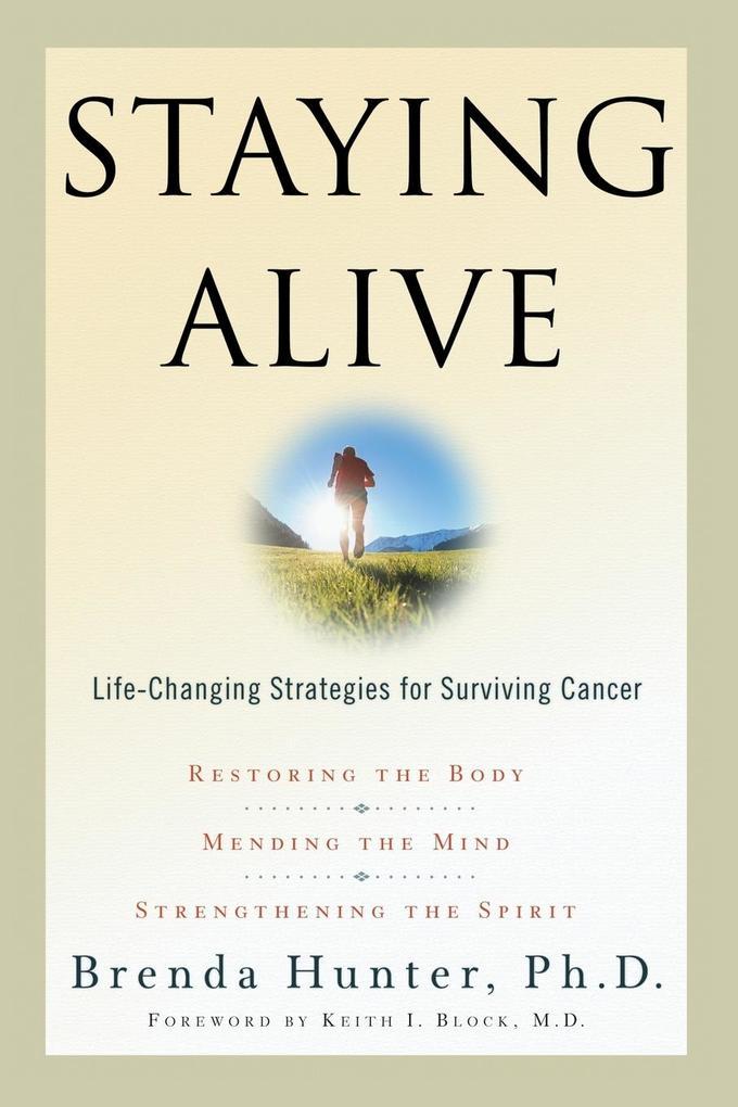 Staying Alive als Taschenbuch
