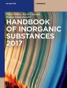 Handbook of inorganic substances 2017