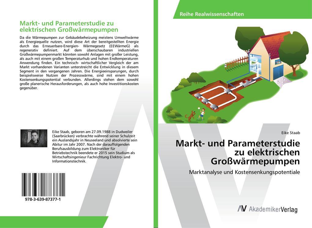 Markt- und Parameterstudie zu elektrischen Groß...