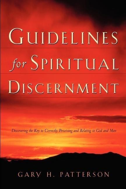 Guidelines for Spiritual Discernment als Taschenbuch