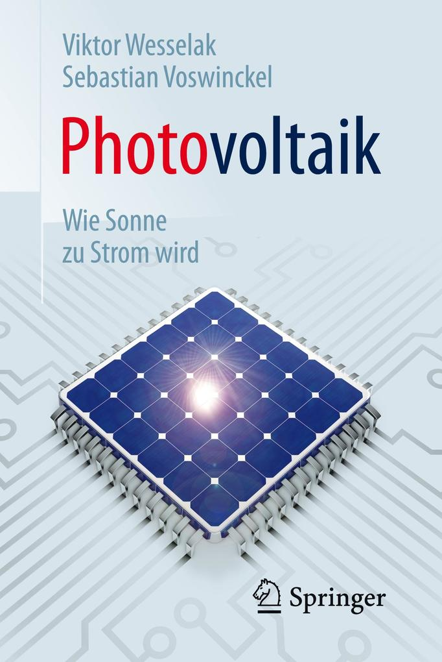 Photovoltaik - Wie Sonne zu Strom wird als Buch