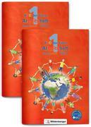 ABC der Tiere 1 - Arbeitsheft Grundschrift, Teil A und B. Neubearbeitung