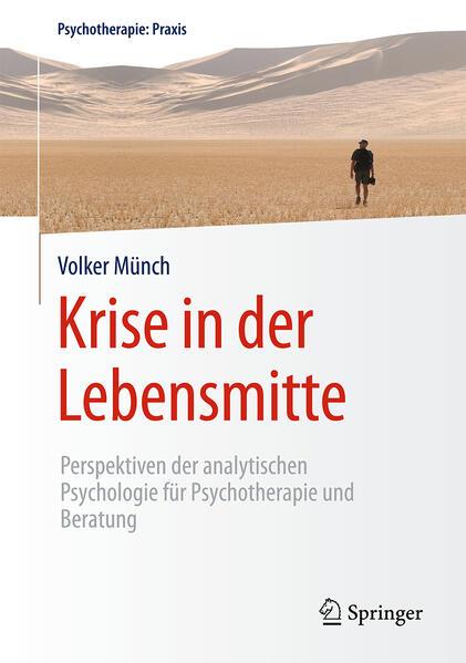 Krise in der Lebensmitte als Buch von Volker Münch