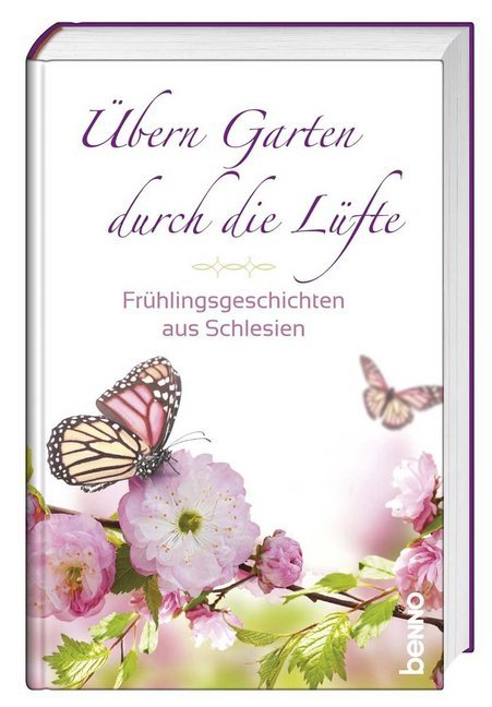 Übern Garten durch die Lüfte als Buch von Volke...