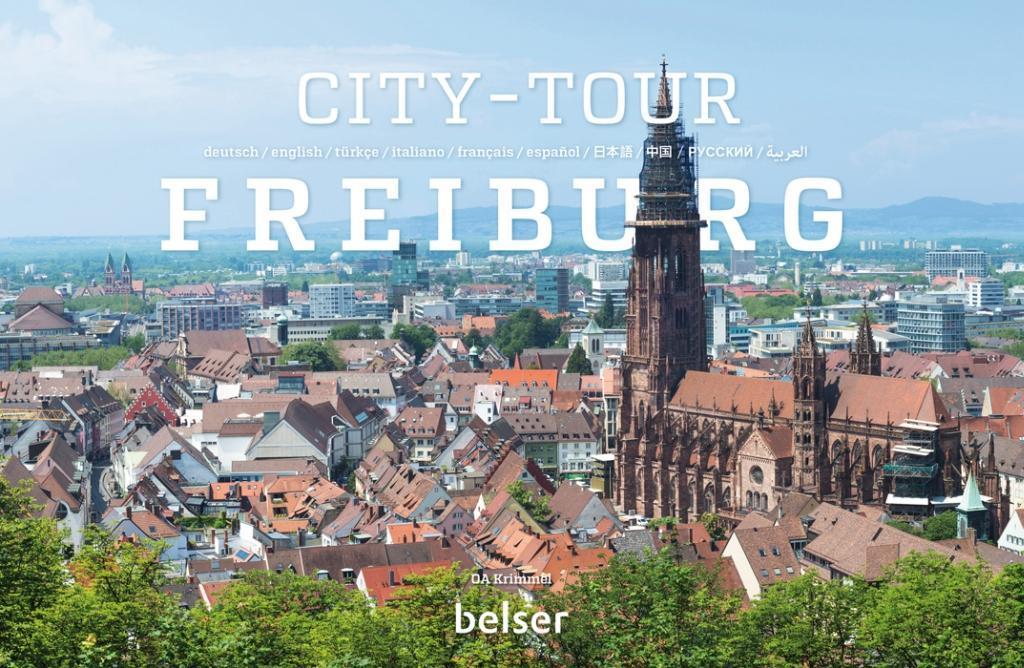 City Tour Freiburg als Buch von Oa Krimmel
