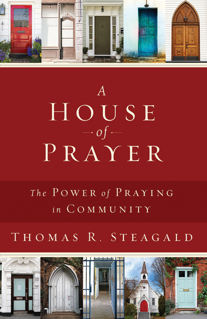 A House of Prayer als eBook Download von Thomas...