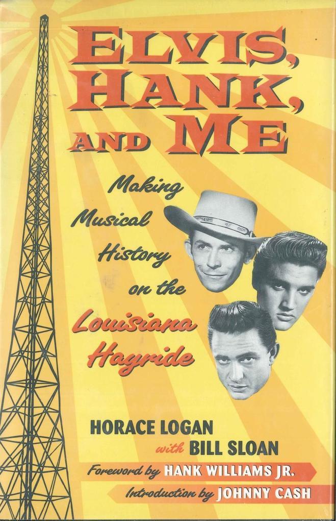 Elvis, Hank, and Me als eBook Download von Hora...