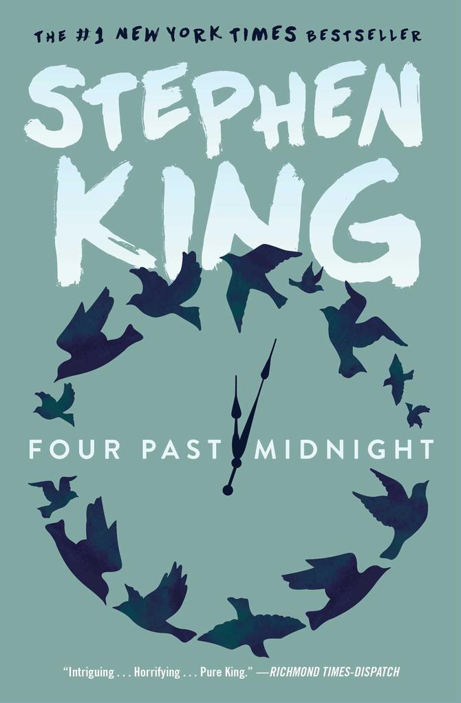 Four Past Midnight als eBook Download von Steph...
