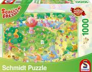 Sorgenfresser, Im Labyrinth. Puzzle1.000 Teile