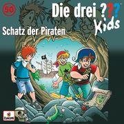 Die drei ??? Kids 50. Schatz der Piraten (drei Fragezeichen) CD