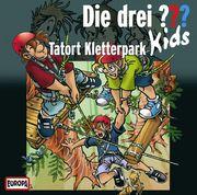 Die drei ??? Kids 51. Tatort Kletterpark (drei Fragezeichen) CD