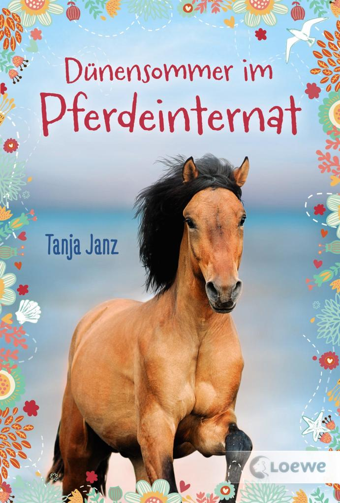 Dünensommer im Pferdeinternat als eBook