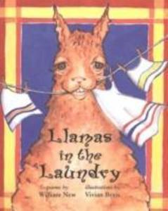 Llamas in the Laundry als Buch