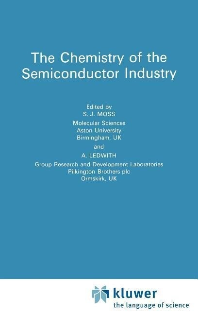 Chemistry of the Semiconductor Industry als Buch