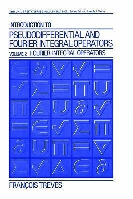 Introduction to Pseudodifferential and Fourier Integral Operators Volume 2 als Buch