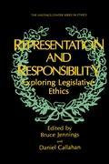 Representation and Responsibility als Buch