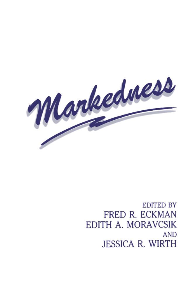 Markedness als Buch