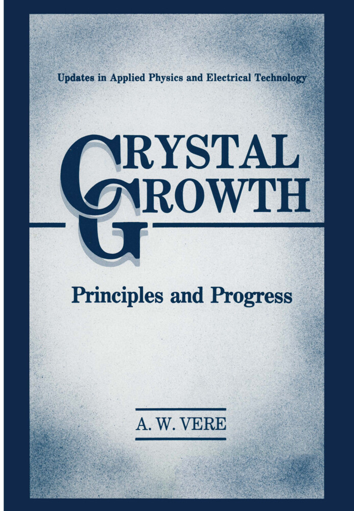 Crystal Growth als Buch