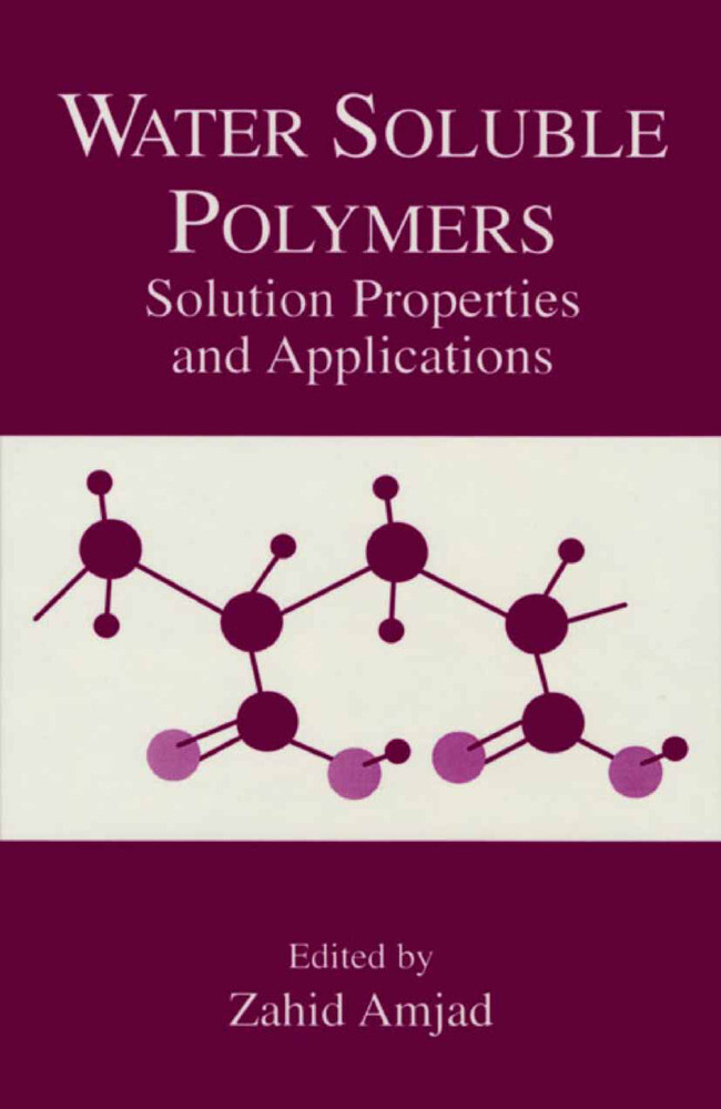 Water Soluble Polymers als Buch