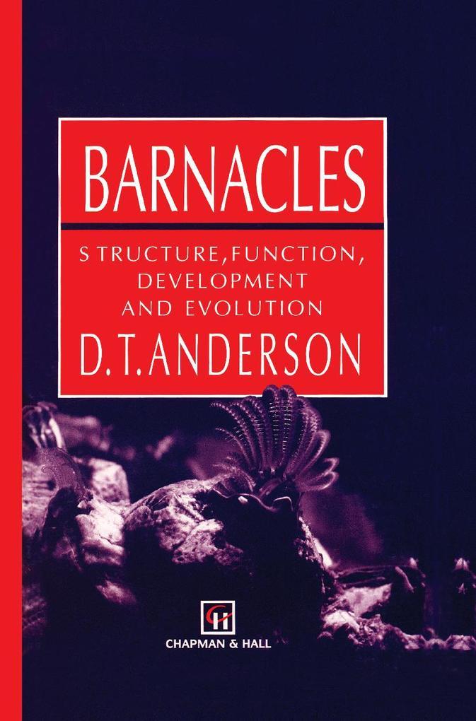 Barnacles als Buch