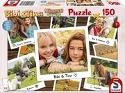 Bibi & Tina, Beste Freundinnen, Puzzle zum Film 150 Teile